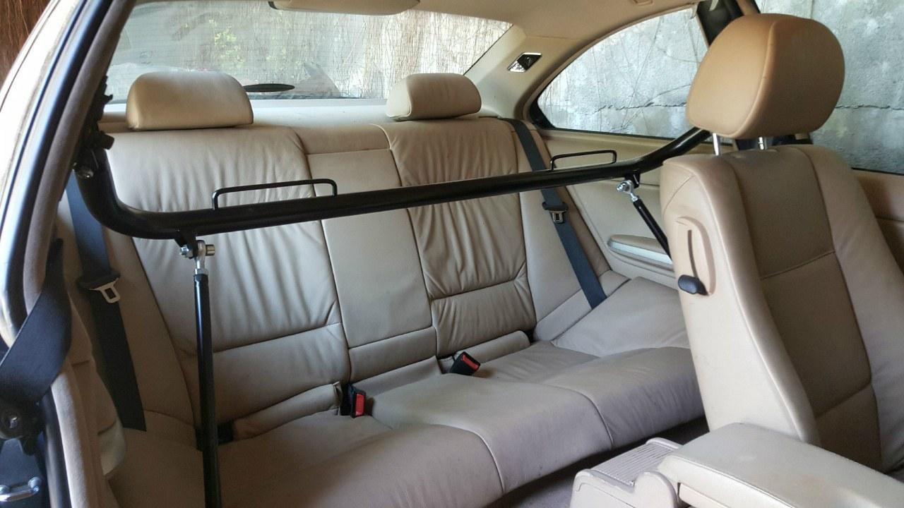 Harness Bar BMW E46 - GRUBYGARAGE - Sklep Tuningowy